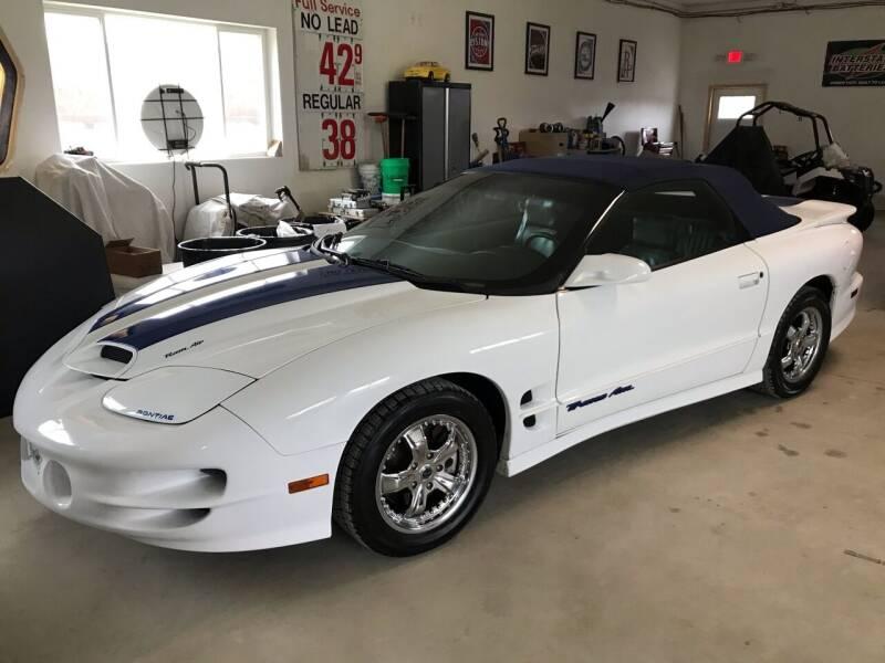 1999 Pontiac Firebird for sale at The Auto Depot in Mount Morris MI