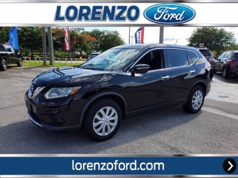 2015 Nissan Rogue for sale at Lorenzo Ford in Homestead FL