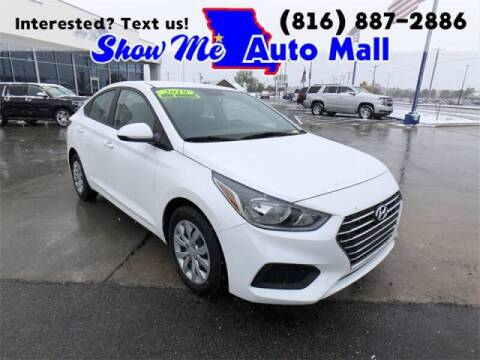 2019 Hyundai Accent for sale at Show Me Auto Mall in Harrisonville MO