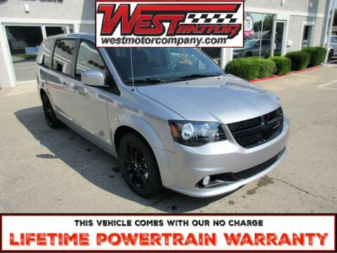 2020 Dodge Grand Caravan for sale at West Motor Company in Preston ID