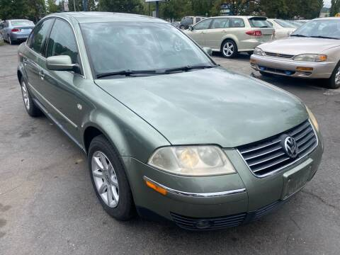 2004 Volkswagen Passat for sale at Blue Line Auto Group in Portland OR