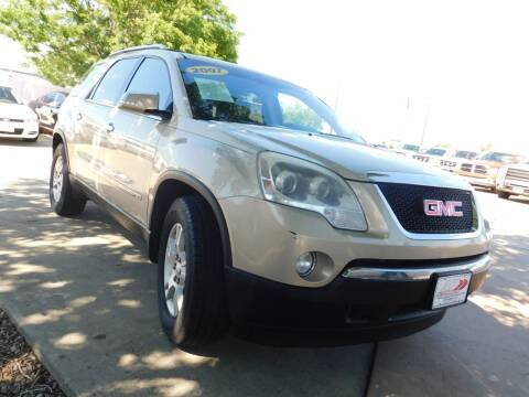 2007 GMC Acadia for sale at AP Auto Brokers in Longmont CO