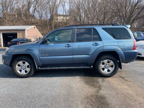 2006 Toyota 4Runner for sale at YASSE'S AUTO SALES in Steelton PA