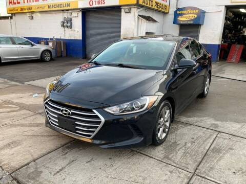 2018 Hyundai Elantra for sale at US Auto Network in Staten Island NY