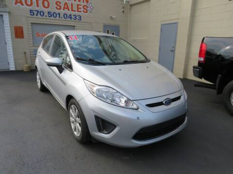 2011 Ford Fiesta for sale at Small Town Auto Sales in Hazleton PA