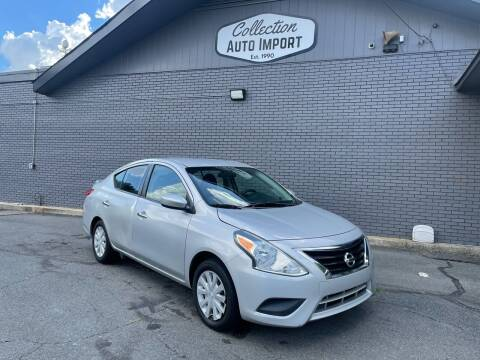 2016 Nissan Versa for sale at Collection Auto Import in Charlotte NC