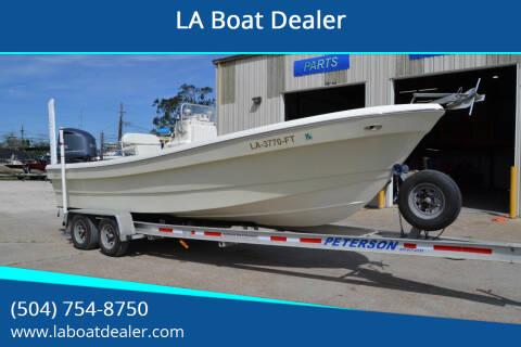 2008 Andros  Cuda 23  for sale at LA Boat Dealer in Metairie LA