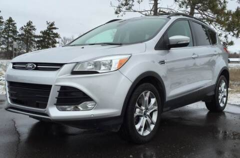 2013 Ford Escape for sale at MATTHEWS AUTO SALES in Elk River MN