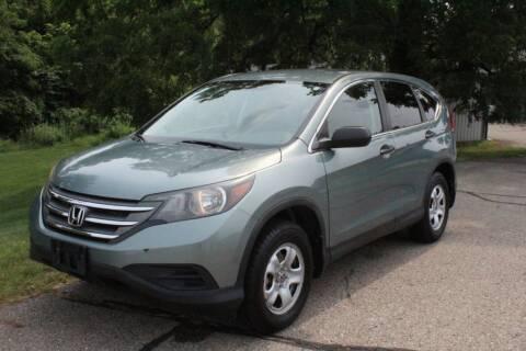 2013 Honda CR-V for sale at S & L Auto Sales in Grand Rapids MI