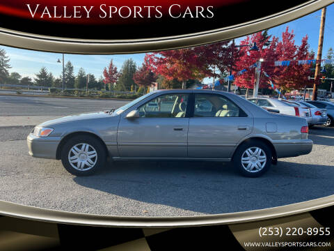 2000 Toyota Camry for sale at Valley Sports Cars in Des Moines WA
