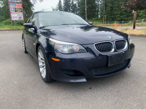 2008 BMW M5 for sale at CAR MASTER PROS AUTO SALES in Lynnwood WA