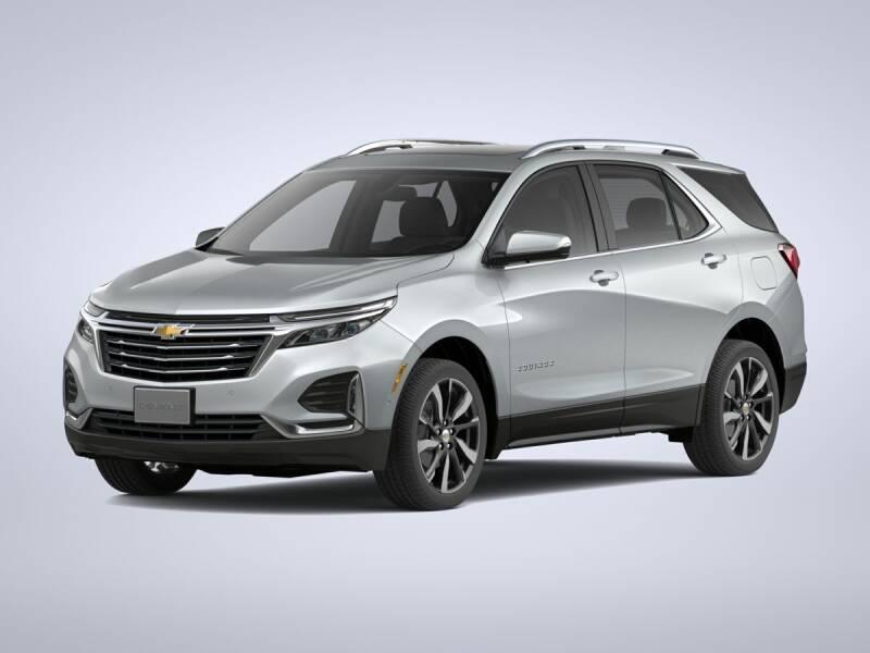 2022 Chevrolet Equinox for sale at Sundance Chevrolet in Grand Ledge MI