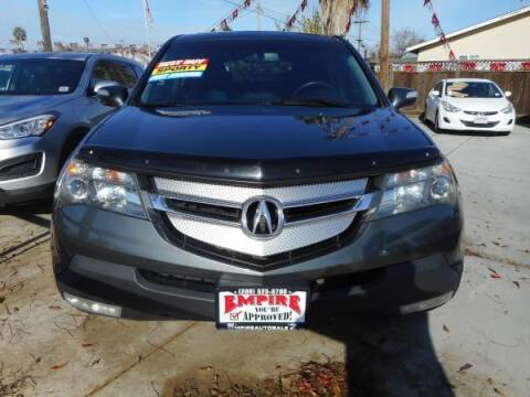 2008 Acura MDX for sale at Empire Auto Sales in Modesto CA