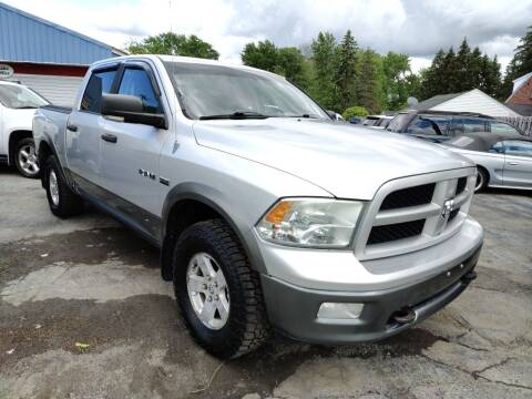 2010 Dodge Ram Pickup 1500 for sale at Peter Kay Auto Sales in Alden NY