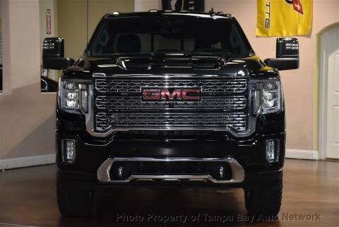 2020 GMC Sierra 2500HD for sale at Tampa Bay AutoNetwork in Tampa FL