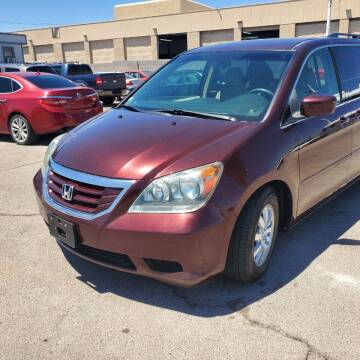 2009 Honda Odyssey for sale at TJ Motors in Las Vegas NV