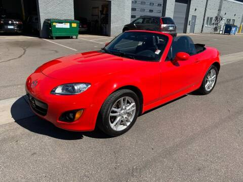 2012 Mazda MX-5 Miata for sale at The Car Buying Center in Saint Louis Park MN