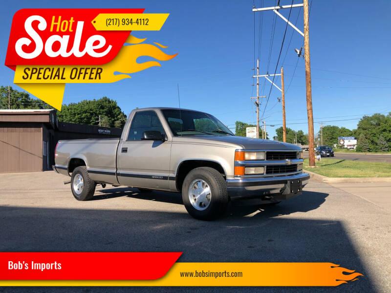 1998 Chevrolet C/K 1500 Series C1500 Silverado