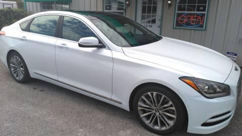 2015 Hyundai Genesis for sale at Haigler Motors Inc in Tyler TX