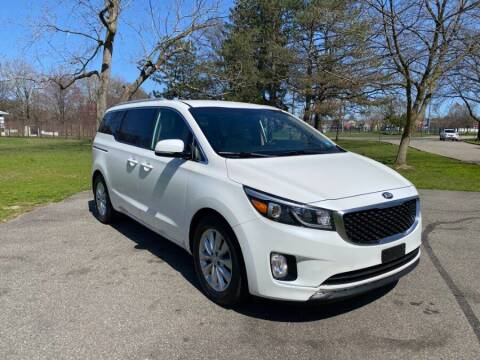 2015 Kia Sedona for sale at Cars With Deals in Lyndhurst NJ