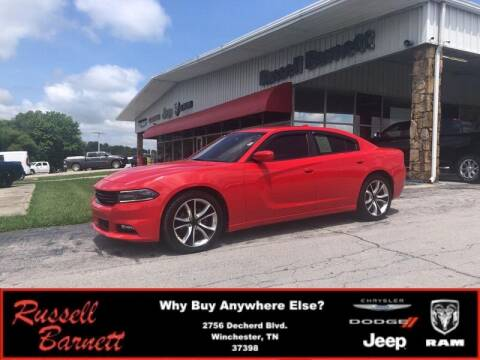 2016 Dodge Charger for sale at Russell Barnett Chrysler Dodge Jeep Ram in Winchester TN
