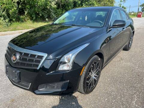 2013 Cadillac ATS for sale at Premium Auto Outlet Inc in Sewell NJ