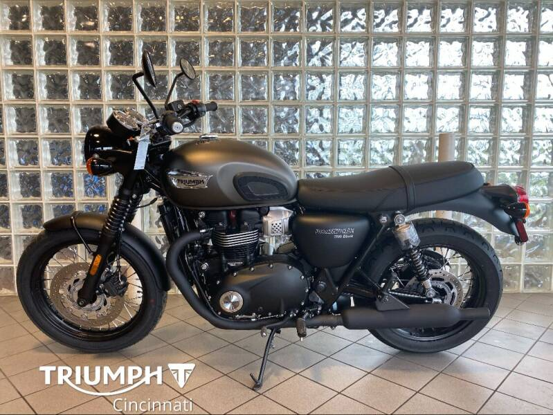 2020 Triumph Bonneville
