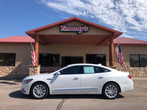 2018 Buick LaCrosse for sale at Tommy's Car Lot in Chadron NE