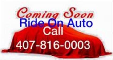 2005 Dodge Dakota for sale at Ride On Auto in Orlando FL