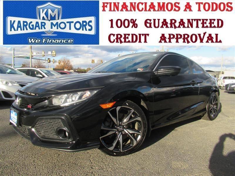 2018 Honda Civic for sale at Kargar Motors of Manassas in Manassas VA