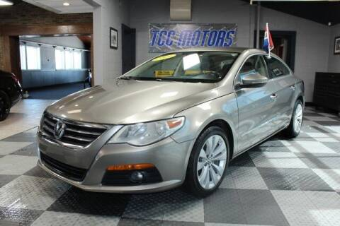 2010 Volkswagen CC for sale at TCC Motors in Farmington Hills MI