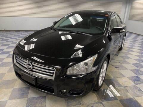 2014 Nissan Maxima for sale at Mirak Hyundai in Arlington MA