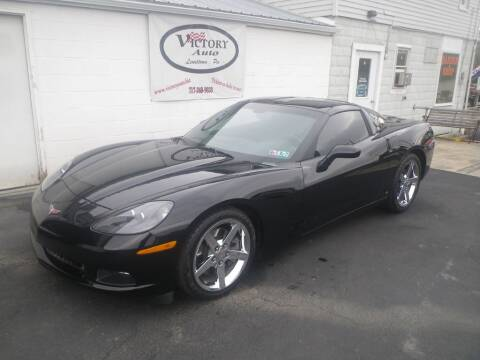 2006 Chevrolet Corvette for sale at VICTORY AUTO in Lewistown PA