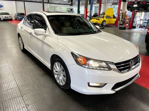 2013 Honda Accord for sale at Weaver Motorsports Inc in Cary NC