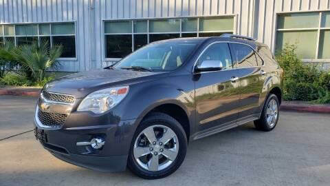 2013 Chevrolet Equinox for sale at Houston Auto Preowned in Houston TX