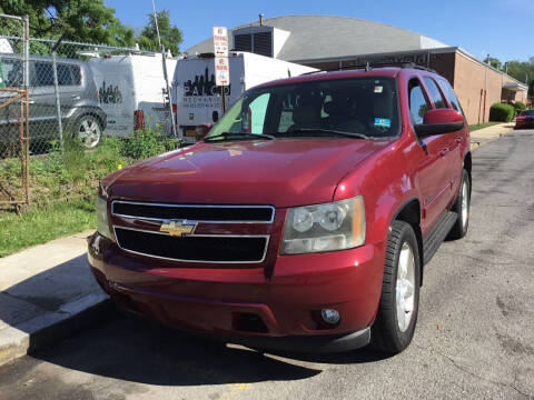 2007 Chevrolet Tahoe for sale at Drive Deleon in Yonkers NY