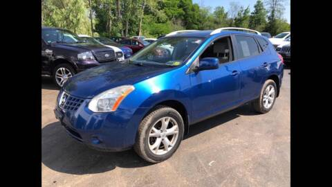 2008 Nissan Rogue for sale at Walton's Motors in Gouverneur NY