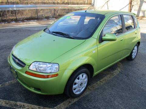 2005 Chevrolet Aveo for sale at 5 Stars Auto Service and Sales in Chicago IL