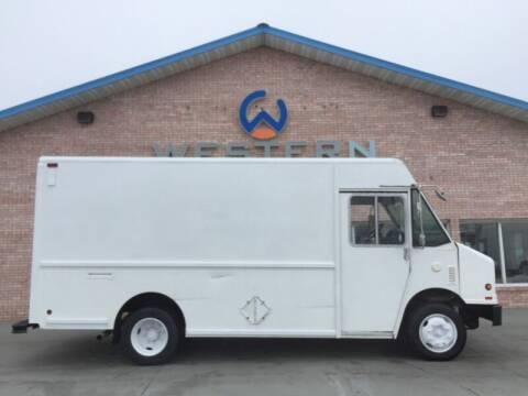 2001 Freightliner P700 Step Van for sale at Western Specialty Vehicle Sales in Braidwood IL