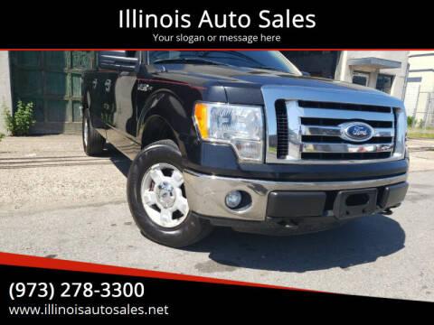2011 Ford F-150 for sale at Illinois Auto Sales in Paterson NJ