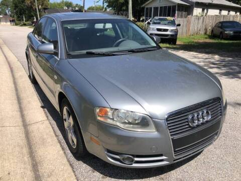 2006 Audi A4 for sale at Castagna Auto Sales LLC in Saint Augustine FL