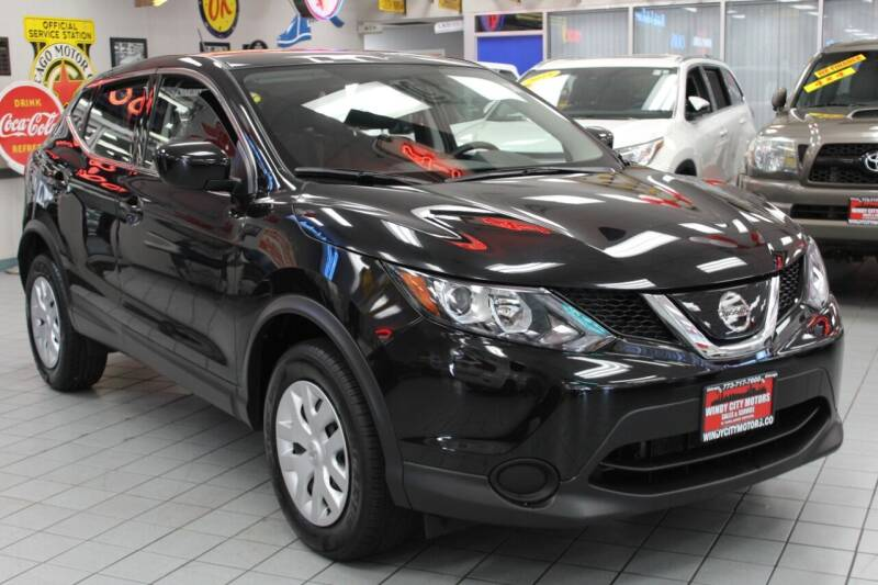 2019 Nissan Rogue Sport for sale at Windy City Motors in Chicago IL