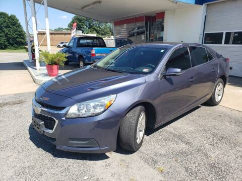 2015 Chevrolet Malibu for sale at Americar in Virginia Beach VA