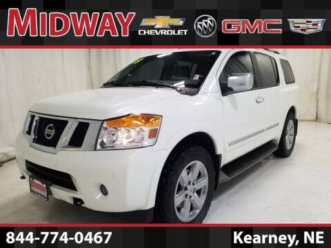 2013 Nissan Armada for sale at Heath Phillips in Kearney NE