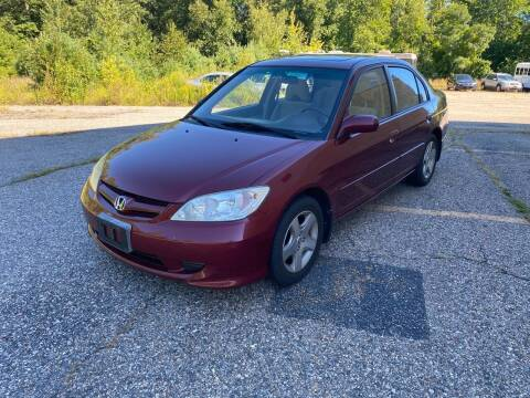 2004 Honda Civic for sale at Cars R Us Of Kingston in Kingston NH