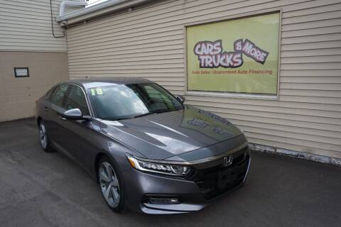 2018 Honda Accord for sale at Cars Trucks & More in Howell MI