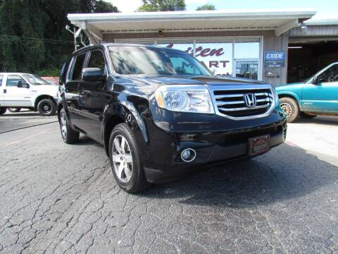 2013 Honda Pilot for sale at Hibriten Auto Mart in Lenoir NC