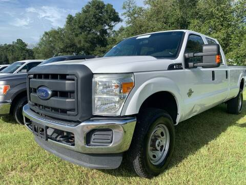 2016 Ford F-350 Super Duty for sale at Gator Truck Center of Ocala in Ocala FL