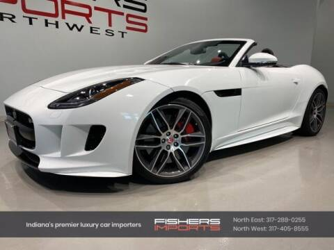 2016 Jaguar F-TYPE for sale at Fishers Imports in Fishers IN