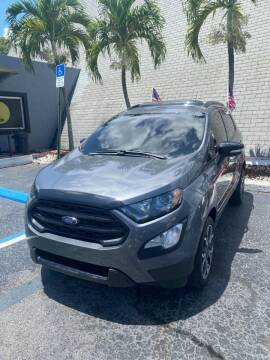 2020 Ford EcoSport for sale at YOUR BEST DRIVE in Oakland Park FL